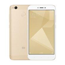 "Global Version Xiaomi Redmi 4X 3GB 32GB Smartphone Snapdragon 435 Fingerprint ID FDD LTE 4G 5"" 720P MIUI 8.2 Mobile Phone(China)"