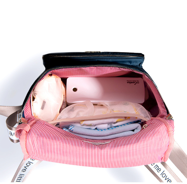 Brand Fashion Diaper Bag Nursing Bag Mummy Maternity Nappy Large Capacity Baby Bag Travel Backpack Designer for Baby Care | Happy Baby Mama