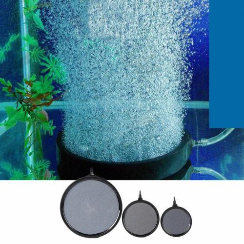 4 Cm Air Bubble Disk Stone Aerator Aquarium Fish Tank Pond Hydroponic Nano Air Bubble Stone Diffuser Atomizer Tube Oxygen Pump