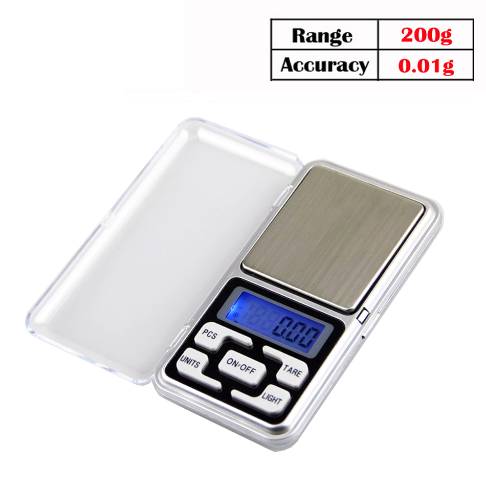 200gX0.01g electronic balance cuisine digital kitchen scale electronicos kitchen tool food scales LCD Display Weighing Scale