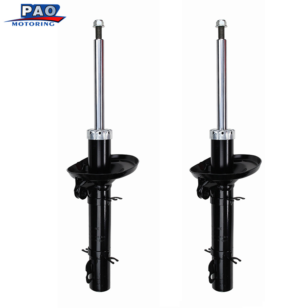 2PC New Front Strut Shock Absorber Left and Right Fit for Audi TT 2000 2001 2002 2003 2004 2005 2006 OEM 71469 Car-styling auto actuator for k04 53049880028 077145703p 077145703pv turbo turbochager for audi rs6 c5 left side 2002 2004 year 450hp bcy biturbo