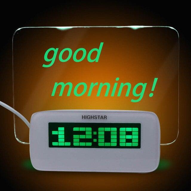 Free Shipping 1Piece Multi-function DIY Memo Message Board Scribble Alarm Clock Calendar 4 Port USB Hub Memo Board+Pen