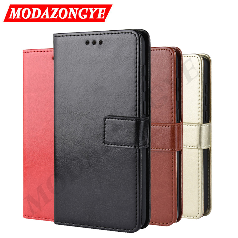 Asus ZS630KL Case Luxury Wallet PU Leather Phone Case For Asus Zenfone 6 ZS630KL ZS ZS630 630 630KL KL I01WD 6Z Case Flip Cover