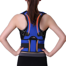 Adjustable Posture Corset for Women Men Shoulder Brace Neoprene Corrector Back Support Belt New