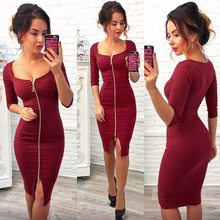 0cb560df71 Buy low cut black dress and get free shipping on AliExpress.com