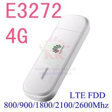 Unlock LTE FDD 150Mbps HUAWEI E3272 4G LTE Modem Support LTE FDD 800/900/1800/2100/2600Mhz e3372 e3276 e589 e169 e8372 e8377