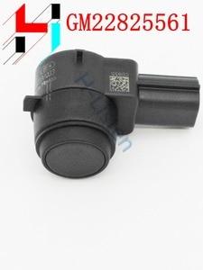 Image 4 - 4 PCS 22825561 13282886 13242365 95982876 carro Original Sensor de estacionamento Bumper Objeto apto Para Cruze Regal Saab Opel Corsa Insignia