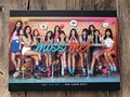 I.O.I IOI autographed signed with pen 2016 mini 2nd album MISS ME CD + photobook new korean version 11.2016