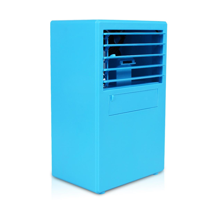 Air Cooler Fan Air Personal Space Cooler Portable Mini Air Conditioner Device cool soothing wind for Home room Office DeskAir Cooler Fan Air Personal Space Cooler Portable Mini Air Conditioner Device cool soothing wind for Home room Office Desk
