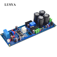 Lusya HiFi Power Amplifier Board with Protection Circuit 120W Pure Class A Amplifier Dual AC 20 33V T0783