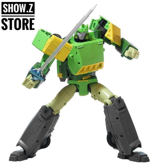 [Show.Z Store] OpenPlay Big Spring Springer Transformation Action Figure managing the store