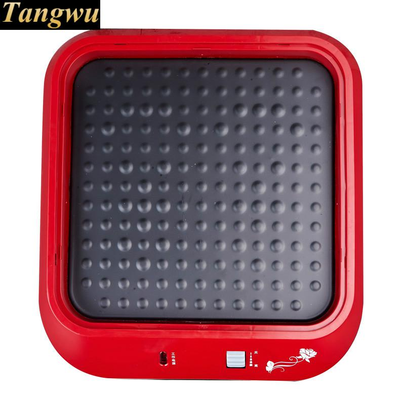 office heater USES a warm foot to massage physical therapy tf01 1 free shipping carbon crystal to warm foot warmers office warm floor winter foot warmer mat carbon crystal to warm feet