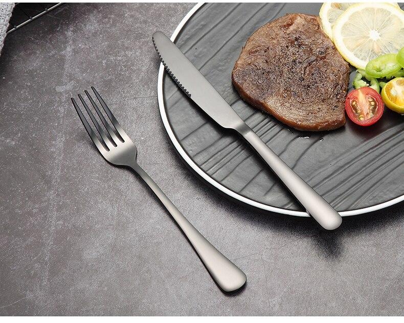 不锈钢西餐餐具_12