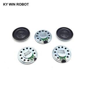 Image 3 - 5 sztuk/partia nowy ultra cienki Mini głośnik 32 ohm 0.5 watt 0.5W 32R głośnik średnica 27MM 2.7CM grubość 5MM