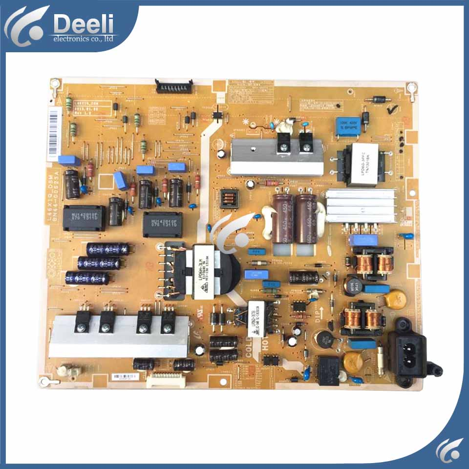 95% new original for Power Supply Board UA46F6400AJ L46X1Q_DSM BN44-00623A BN44-00623D working good 95% new used board good working original for power supply board la40b530p7r la40b550k1f bn44 00264a h40f1 9ss board
