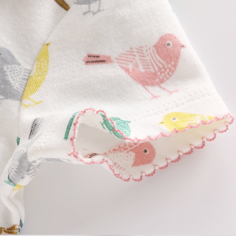 Vlinder 2018 Μόδα νέα κορίτσια μωρών νηπίων - Ρούχα για νεογέννητα - Φωτογραφία 4