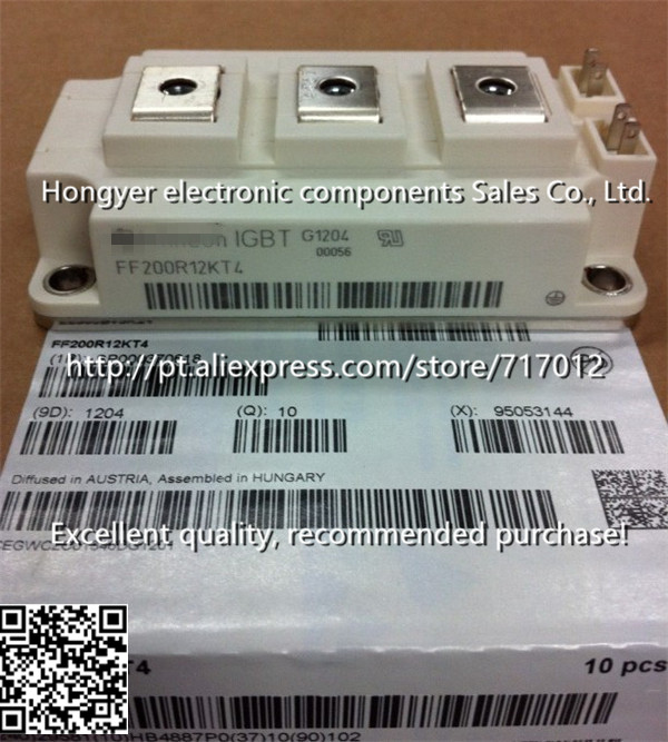 Free Shipping KaYipHT FF200R12KT4 infineon ff200r12kt4 original spot [ff200r12kt4] can open value added tax