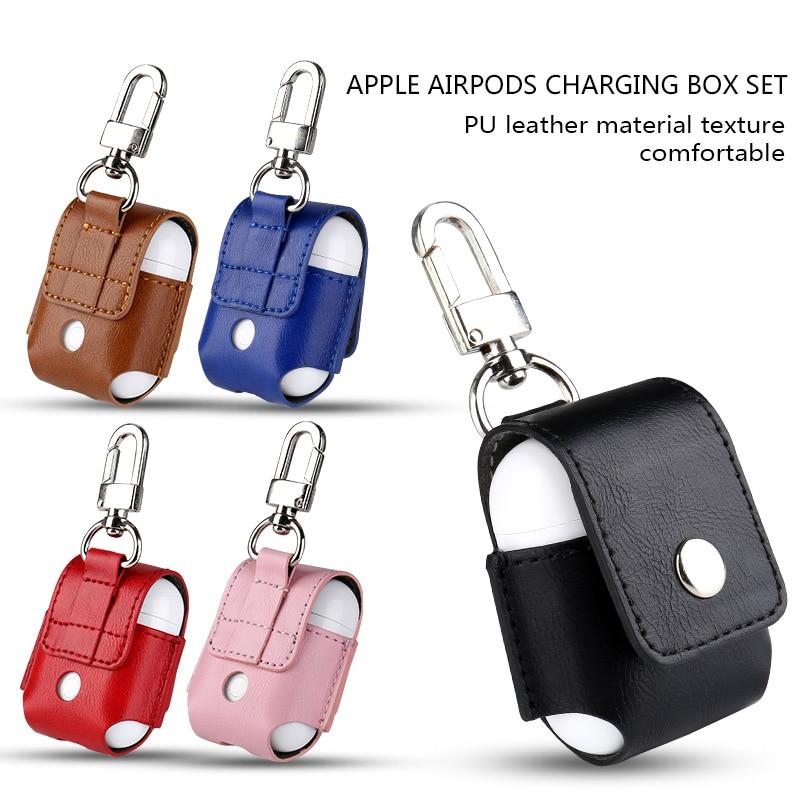 За Apple Airpods 5 цвята торбичка протектор - Преносимо аудио и видео - Снимка 2