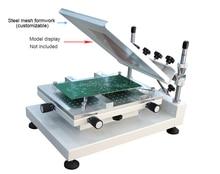Pasty lutowniczej drukarki Sitodruk maszyny drukarskiej ZB3040H pojedyncze dwustronna circuit board wklej