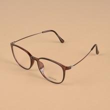 cd2f2089971 Hot Sale TR90 Elegant Optical Glasses Frames Men Women Green Clear Fashion  Female Male Eyewear Trendy