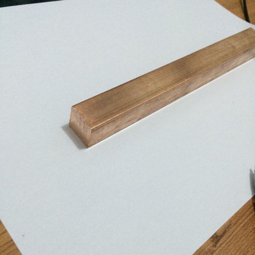 20x20x200mm rouge cuivre arbre carré barre modèle fabricant carré tige bricolage matériel toutes les tailles en stock livraison gratuite