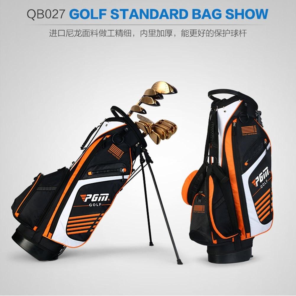 Sac de Stand de Golf PGM Clubs de Golf Bag14-ways dessus de séparation rembourré, bandoulière, haltérophilie Ultra légère ne sont pas inclus