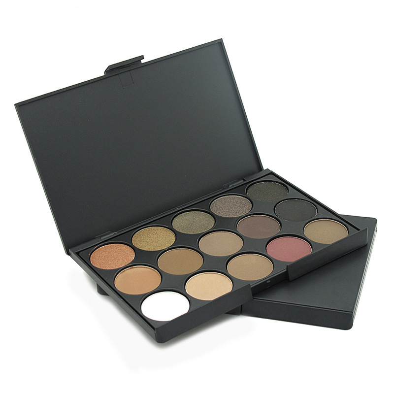 28 Colors Professional Pigment Matte Eyeshadow Pallet for