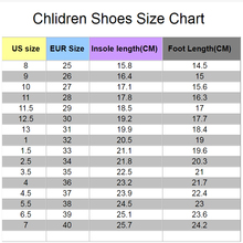 2019 Spring Summer Spiderman Children Shoes For Boys Sneakers Girls Sport Child Casual Light Breathable Baby Boys Kids Shoes