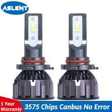 ASLENT 18000lm H4 h7 led Canbus Bulbs 90W Car Headlight mini Headlamp Fog Light 9004 9007 9005 9006 H1 H3 H8 H11 H13 automotivo
