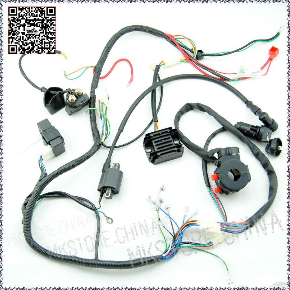 Schema Elettrico Quad 110 : Cc quad elettrici cc zongshen lifan ducar rasoio cdi