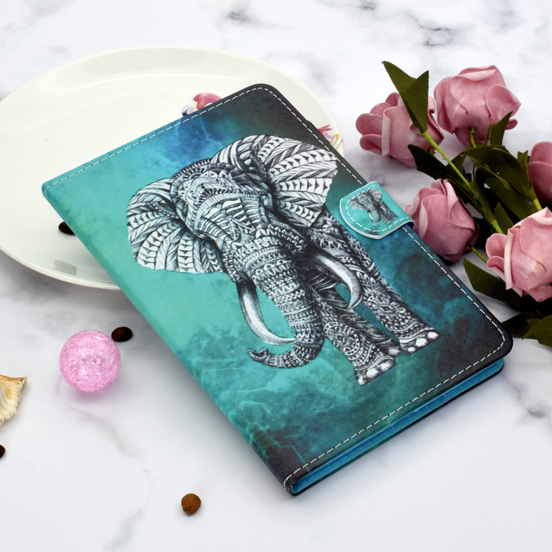 US $4 99 Luxury Fengma Skin PU Leather Stand Folio Case For