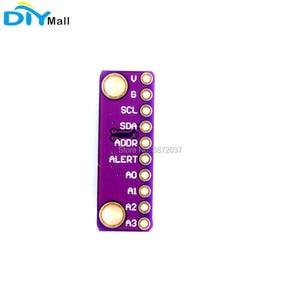 Image 4 - 5 pcs/lot GY ADS1115 16 bits I2C Module ADC 4 canaux avec amplificateur de Gain Programmable pour Arduino Raspberry Pi