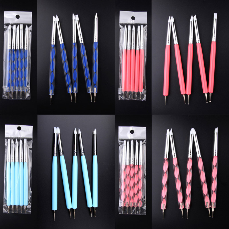 Clay Modified Pens Pottery Clay Tools Plasticine Clay Tool DIY Art Manual High Quality Dual Ended Rubber Pen Rubber Wax Pencil
