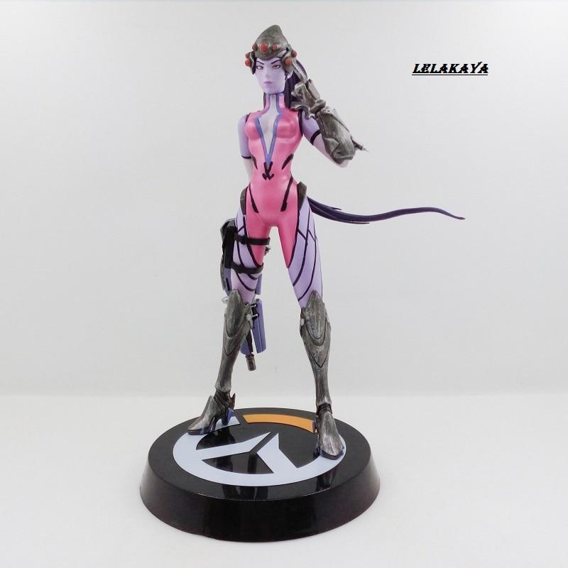 Japanese Anime Heros Widowmaker Action Figure Heros chinese Ver. brand new