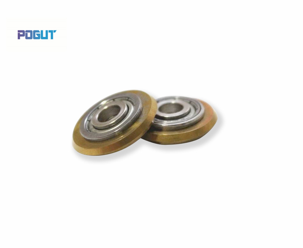 Free Shipping High Precision Cutting Wheel With Bearing