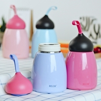 260ml Mini Candy Portable Thermos Cup Lady Boys Cup Stainless Steel Pot Cup Lovely Children Mug