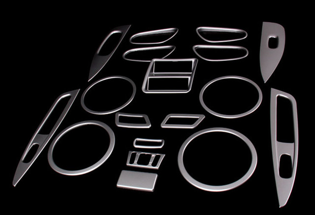18pcs Interior Door Handle Window Switch Button Cover Center Air Vent Outlet Condition Speaker Trim For Nissan Qashqai 2014-2016  sc 1 st  AliExpress & 18pcs Interior Door Handle Window Switch Button Cover Center Air ...