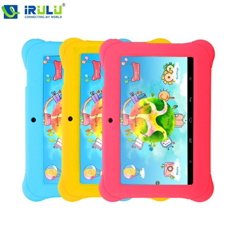 iRULU Baby Pad Y1 7 Tablet PC Quad Core Android 4 4 1GB 8GB ROM Kids