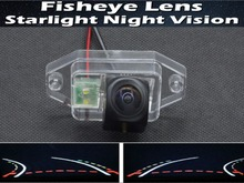 цена на 1080P Fisheye Trajectory Tracks  Car Rear view Camera for Toyota Land Cruiser Prado 2700 4000 120 Series 2002 2003 2004 - 2006