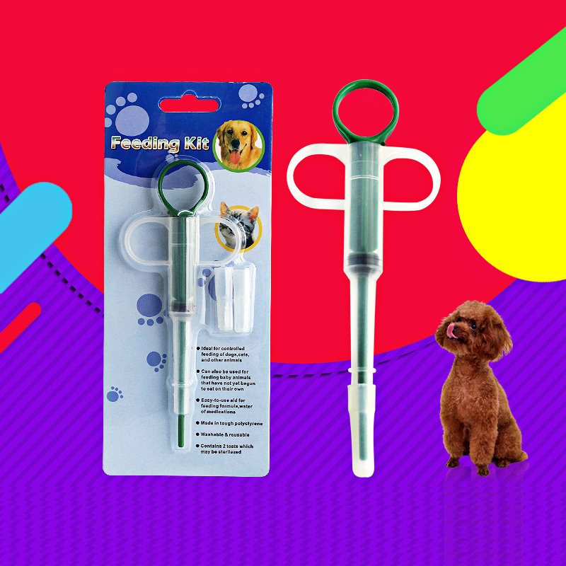 Comfortable Type Puppy Pet Feeder Antibiotics Cats Dog Feed Calcium Insectifuge Pet Feeding Rod Dog Supplements All Pets Used