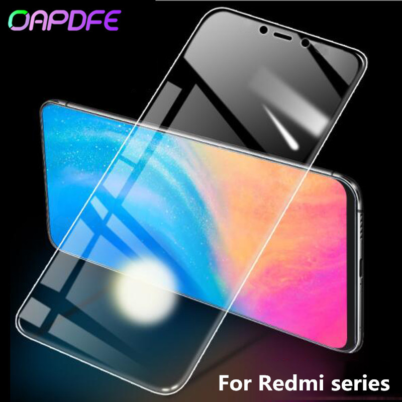 9H Tempered Glass For Xiaomi Redmi 6 6A 5 5A Note 6 Pro Screen protector For redmi 5 Plus Note 4 4X 5 5A pro S2 Protective Film9H Tempered Glass For Xiaomi Redmi 6 6A 5 5A Note 6 Pro Screen protector For redmi 5 Plus Note 4 4X 5 5A pro S2 Protective Film
