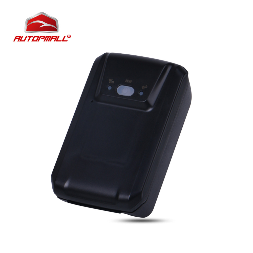цена на GPS Tracker GT03C Track Car Vehicle Tracking Device 5000mAh Battery Powerful Magnet Voice Monitor GPS & LBS Locating Anti-Theft