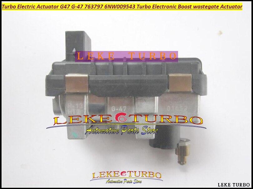 Turbo электронных буст привод G-047 G47 g047 g-47 763797 6nw009543 6nw-009-543 6nw 009 543 Турбокомпрессоры Электрический перепускным