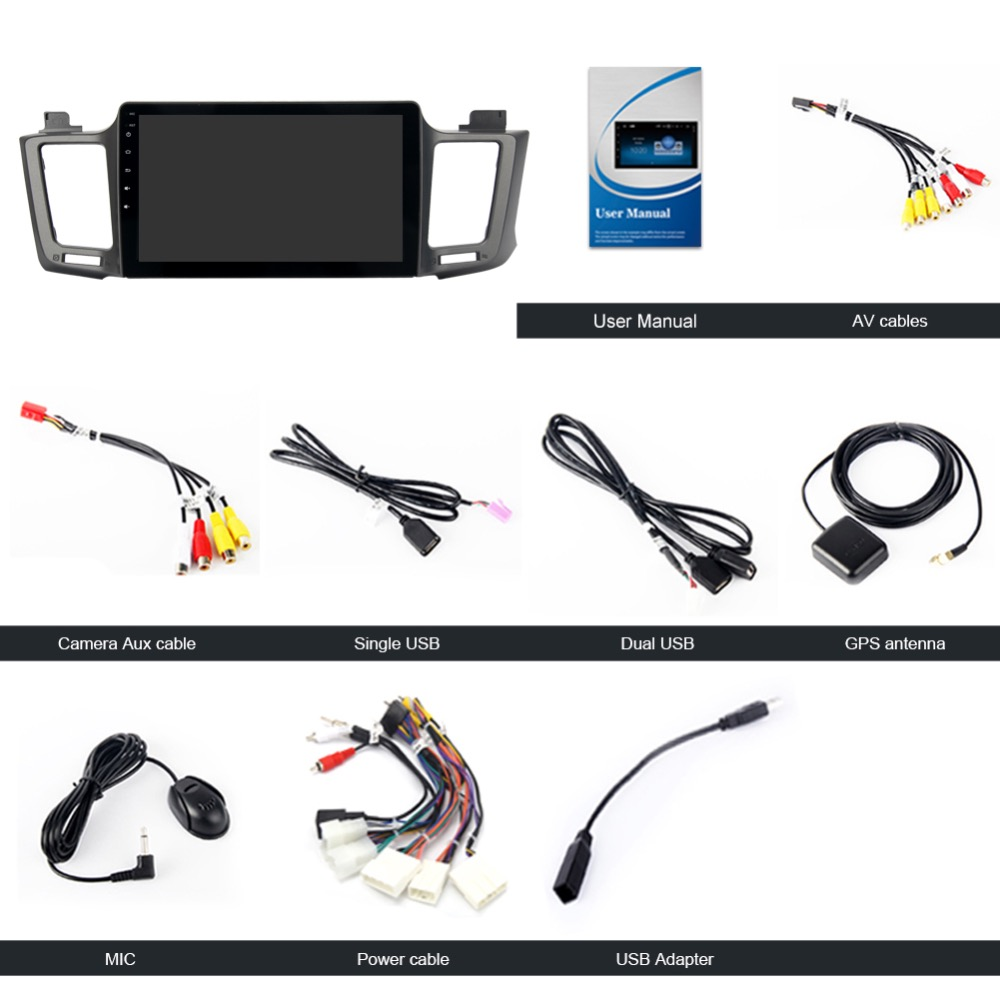 aliexpress com buy android 7 1 stereo head unit for toyota rav4 rh aliexpress com toyota rav4 radio manual toyota rav4 radio manual