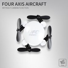 RC 2.4G 4CH mini folding and fixed height quadcopter pocket WIFI real-time transmission aerial photography drone electric RC toy