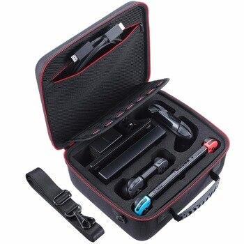 Harte Durchführung Schalter Fall Tasche Kompatibel mit Nintendo Switch System Nintendoswitch Nintend schalter, Reise Fall Pro Controller