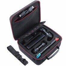 하드 운반 스위치 케이스 가방 닌텐도 스위치 시스템과 호환 Nintendoswitch 닌텐도 스위치, 여행 케이스 프로 컨트롤러
