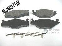 4pc Set Front Brake Pads Set PAD KIT FR DISC BRAKE For Volkswagen Santana Automobile