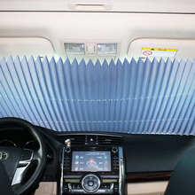 auto Car Window Cover Sunshade Curtain UV Protection Shield Protector Universal Accessories