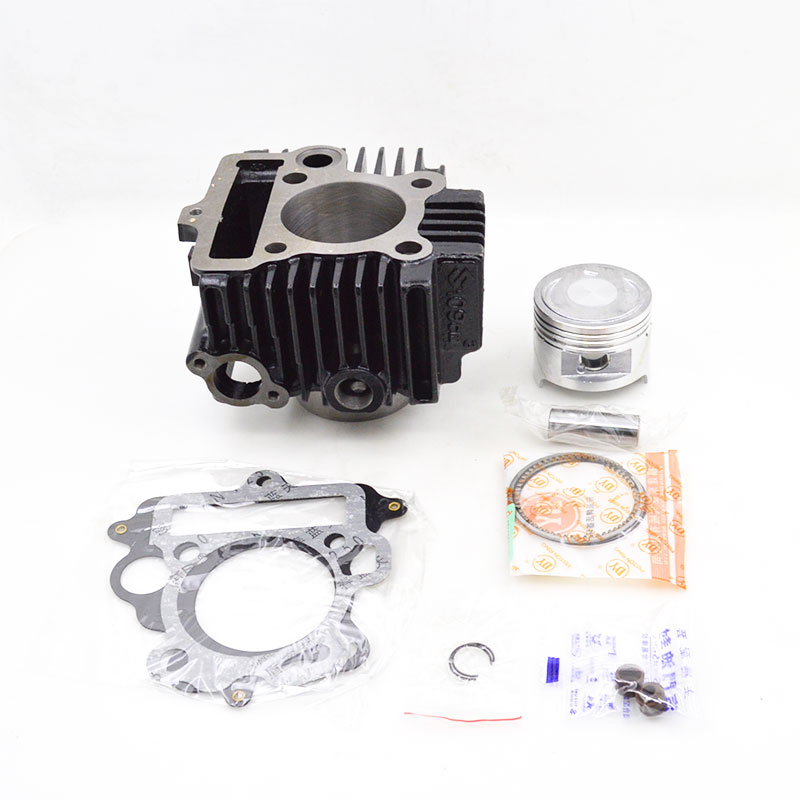 High Quality Motorcycle Cylinder Kit For Jincheng Suzuki SJ110 SJ 110 110cc Engine Spare Parts jiangdong engine parts for tractor the set of fuel pump repair kit for engine jd495